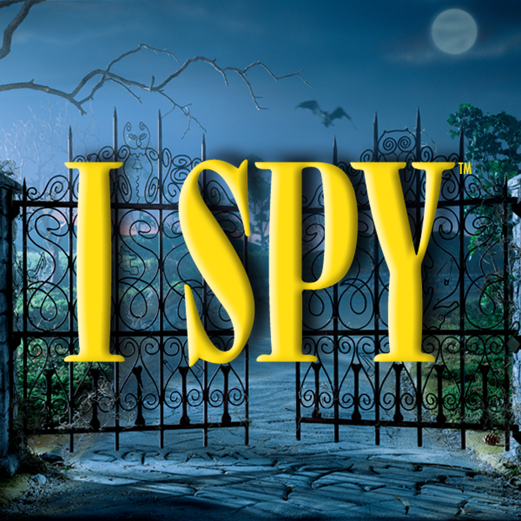 I SPY Spooky Mansion for iPad