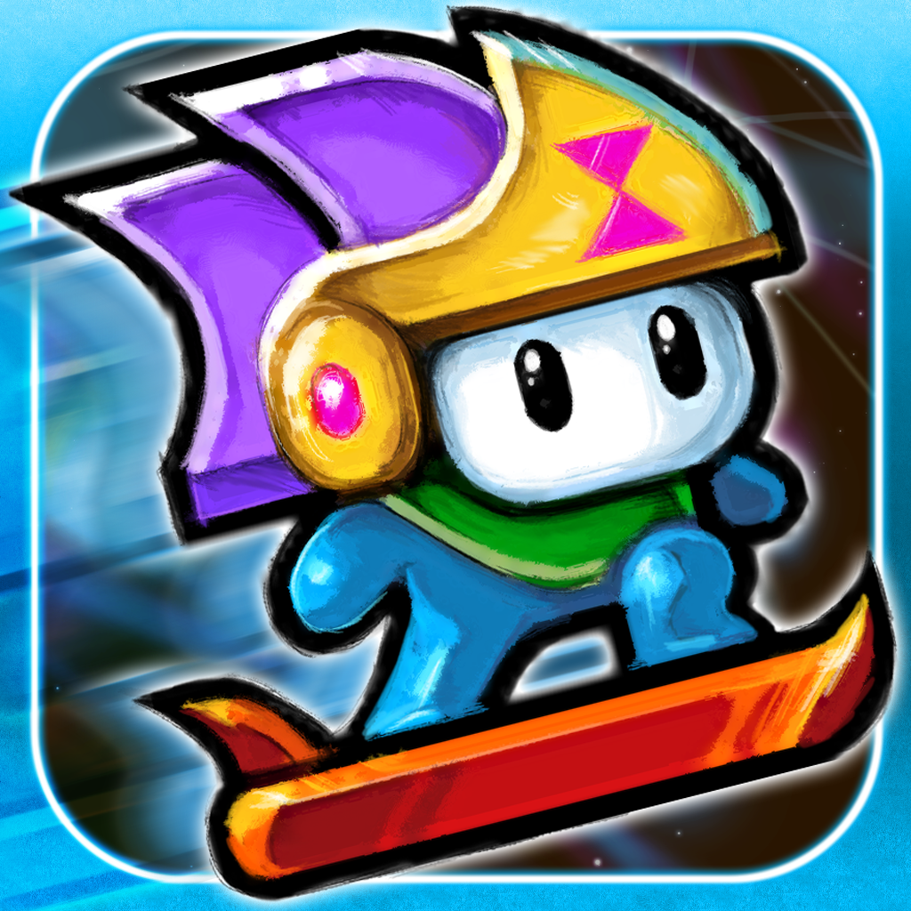 Time Surfer by Kumobius icon